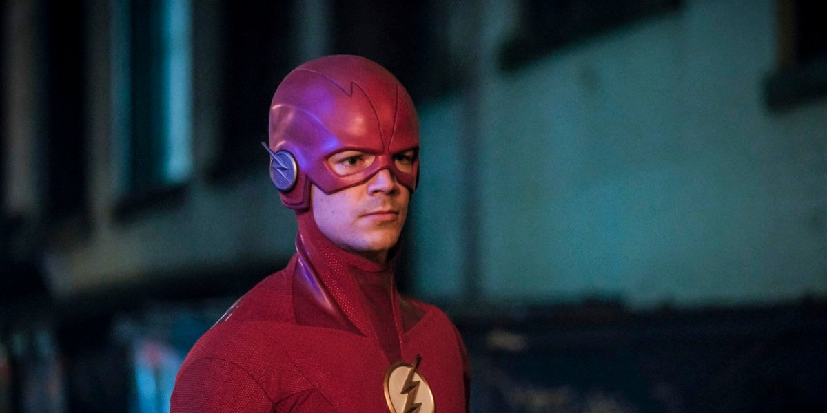 Flash Barry And Iris