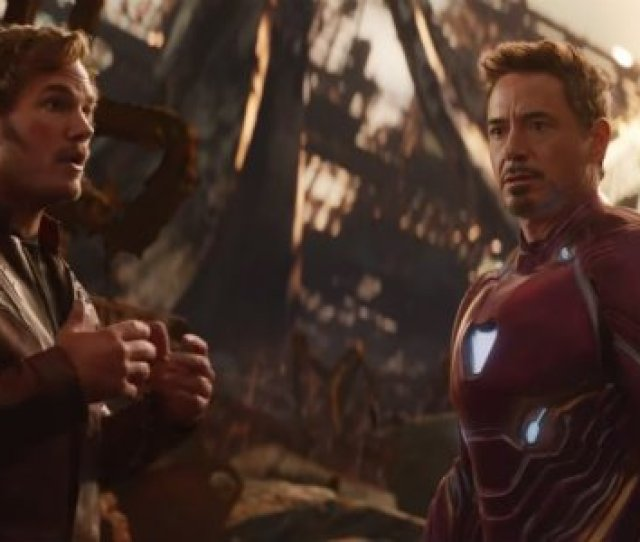 We Need To Talk About Peter Quills Mistake In Infinity War Cinemablend