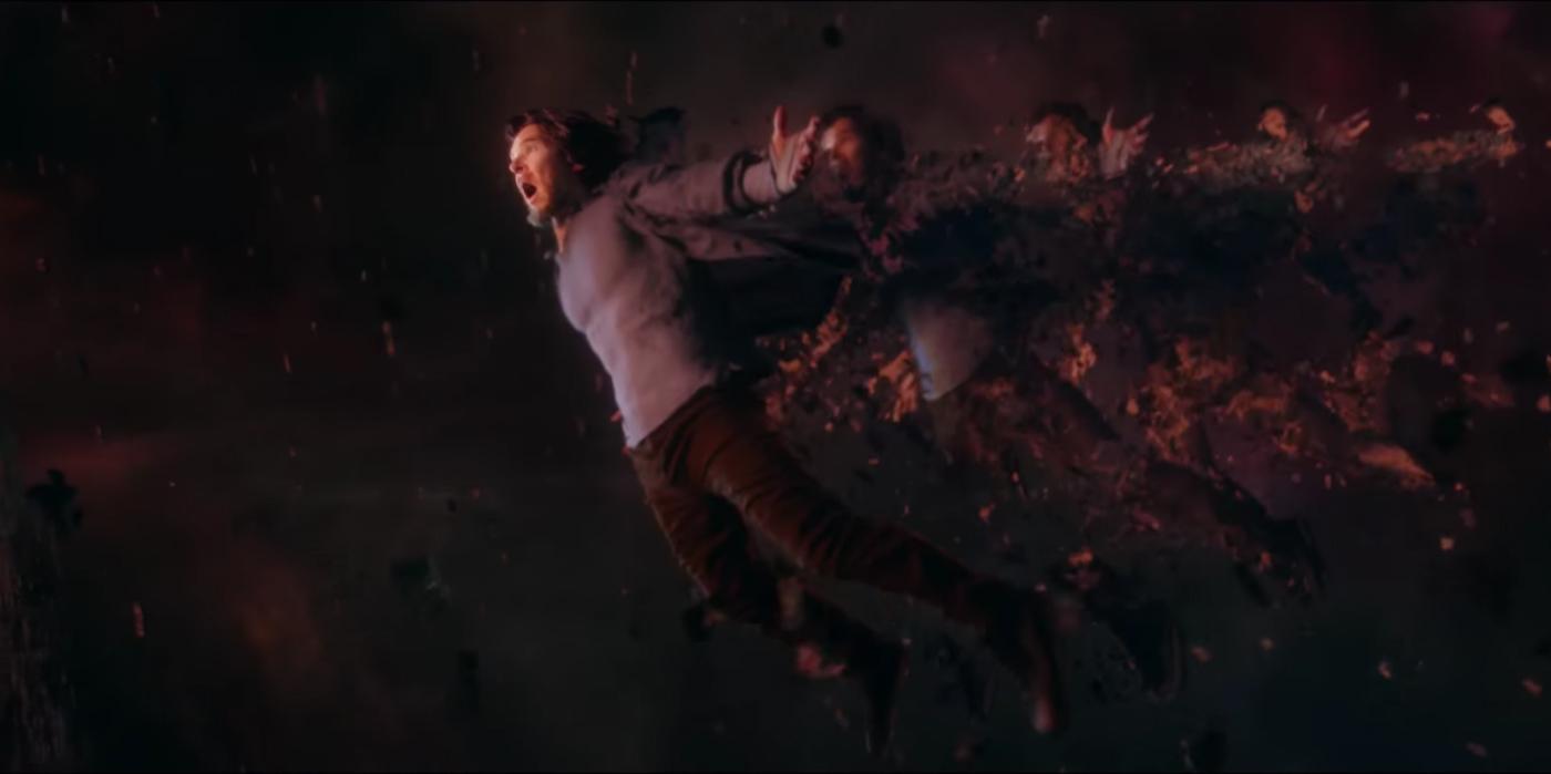 Image result for doctor strange movie trippy visual scene