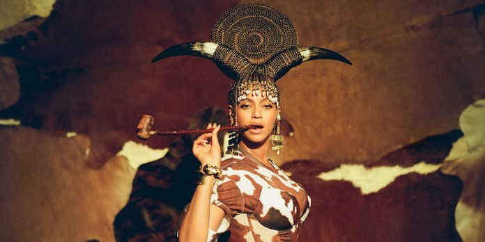 Beyonce's Black Is King Has Arrived, And The Web Is Floored By It