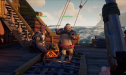 New Sea Of Thieves Trailer Is A Weird Trainspotting Parody
