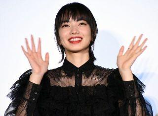 映画/小松菜奈、有観客イベントに感慨「この景色久しぶりです」