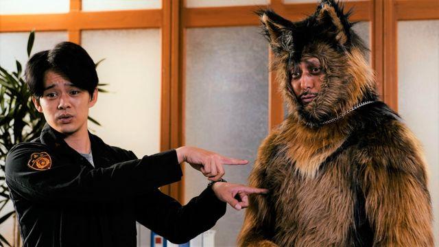 映画/「オリバーな犬、(Gosh!!)このヤロウ」オダギリジョーの着ぐるみ姿が公開