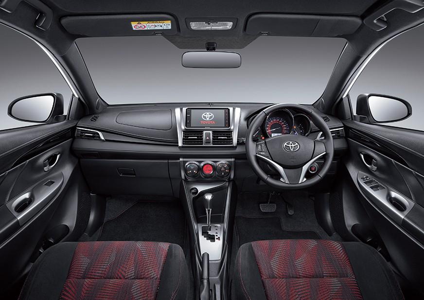 Review Toyota Yaris 2017