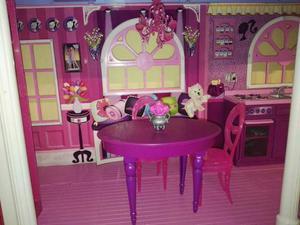 Casa Dei Sogni Di Barbie Posot Class