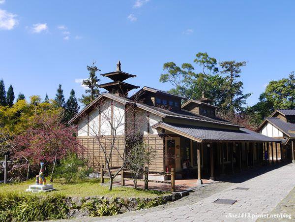 ▌南投景點▌全台最美的森林國小♥南投內湖國小♥彷彿置身日本京都般