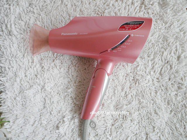 ▌日本必買▌熱騰騰!日本最夯吹風機♥ Panasonic EH-CNA97♥粉紅色開箱文+退稅分享