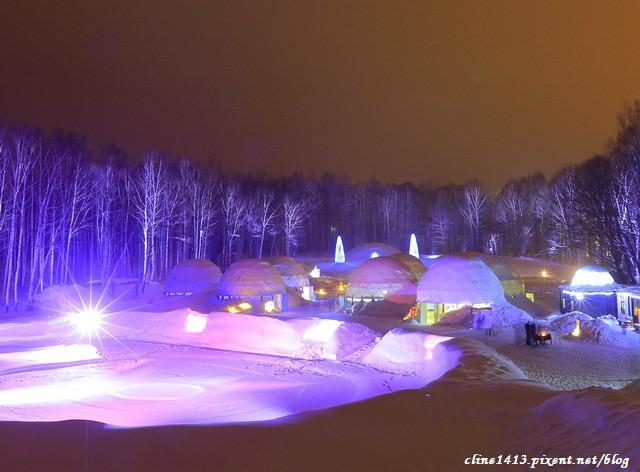 ▌北海道自由行▌不可思議的夢幻冰城!♥北海道星野TOMAMU度假村♥零下20度才有的「愛絲冰城」
