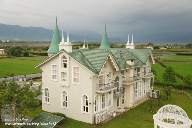 ▌宜蘭民宿▌女孩們,尖叫吧! 來♥希格瑪花園城堡♥當一 晚夢幻公主吧!