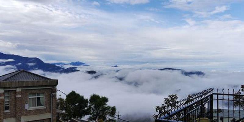 ▌清境民宿▌夢幻清境行day1♥坐擁碧湖美景& 雲端上的城堡(明琴清境)♥