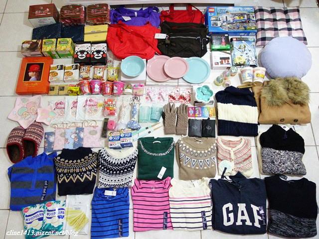 ▌九州戰利品▌福岡失心瘋購物之旅♥博多運河城&福岡海購城奧特萊斯♥之行李箱炸開也要買
