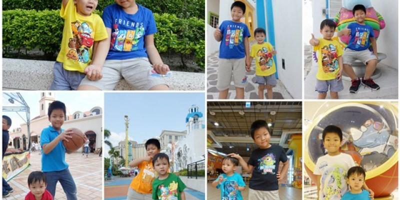 ▌平價童裝▌ 百元打造陽光小型男♥PUZZLE拍手童裝♥迪士尼正版授權。MIT平價童裝