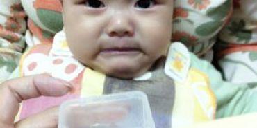 【6M】小王子的第一口副食品♥Cuisinart CSB-77TW手持式攪拌棒♥作副食品一定要有的小幫手!