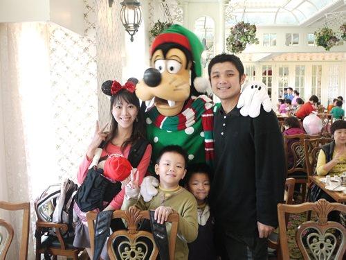 ▌香港飯店推薦 ▌大人小孩都嗨翻天! 香港迪士尼樂園酒店之環境與美食
