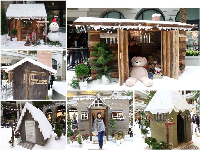 ▌台北聖誕景點▌彷彿來到北歐小鎮♥BELLAVITA寶麗廣場♥信義區超夯打卡點(免費入場)