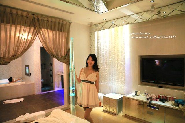 【台北住宿推薦】讓人意亂情迷的大直.薇閣精品旅館♥水晶迷情&異想樂園♥一場視覺的極致享受