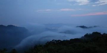 ▌苗栗民宿▌雲海飄渺˙有如仙境♥雲海的故鄉˙雲洞山莊♥夏天來這裡避暑吧!