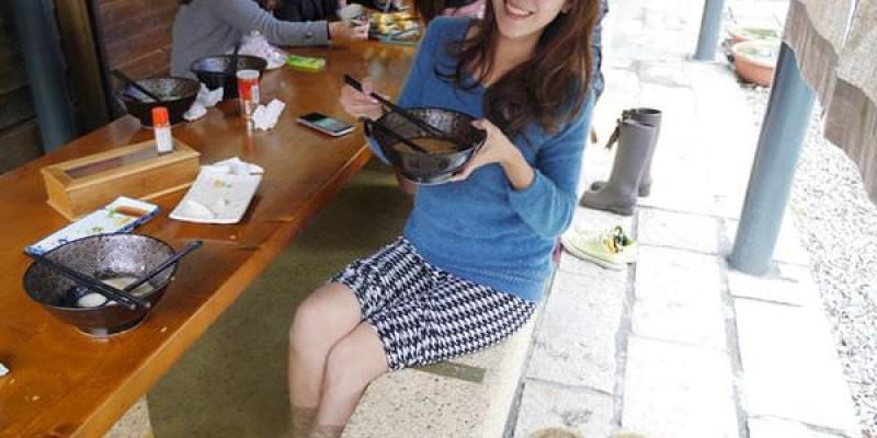 ▌礁溪美食▌傳說中的泡腳拉麵♥樂山溫泉拉麵二店♥沒吃過就落伍&礁溪六間泡湯推薦