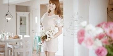 ▌穿搭▌大嬸變韓妞! 質感正韓♥mydress ♥小禮服。OL風(文末禮)