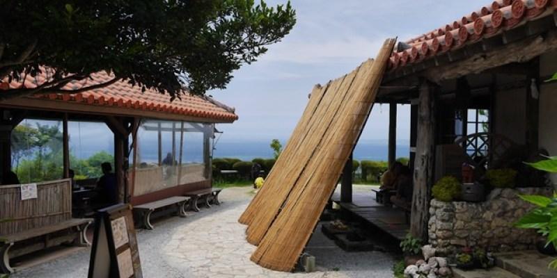 ▌沖繩自由行▌必訪美食景點♥花人逢(かじんほう)♥超人氣海景咖啡&美味pizza