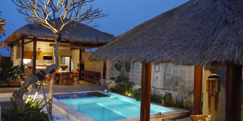 ▌宜蘭民宿▌免搭機! 飛到峇里島度假♥43會館VILLA♥