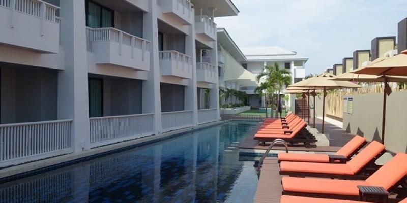 ▌泰國。華欣住宿▌2015新飯店♥Loligo Resort♥鄰近沙灘、有泳池、房間寬敞舒適(Let's Sea姊妹店)