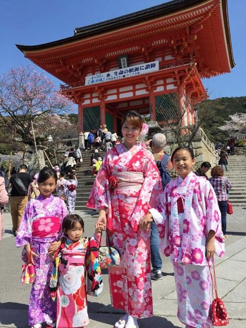 ▌京都賞櫻▌京都和服體驗♥夢京都♥高台寺店。穿和服漫遊清水寺