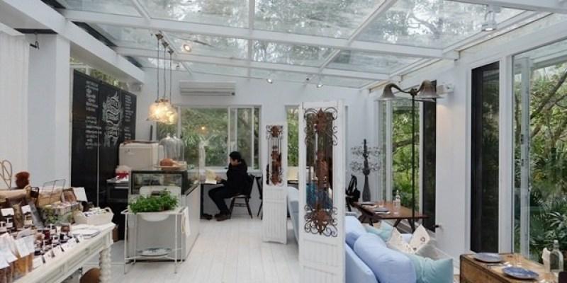 ▌陽明山景觀餐廳▌在森林裡的夢幻白色玻璃屋用餐♥好樣秘境VVG Hideaway♥台北熱門IG打卡點