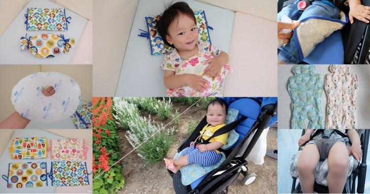 ▌已結團▌夏日涼感好物!韓國 JellySeat 多功能嬰兒涼感UP果凍涼墊X Jelly Pop超涼感果凍嬰幼兒枕