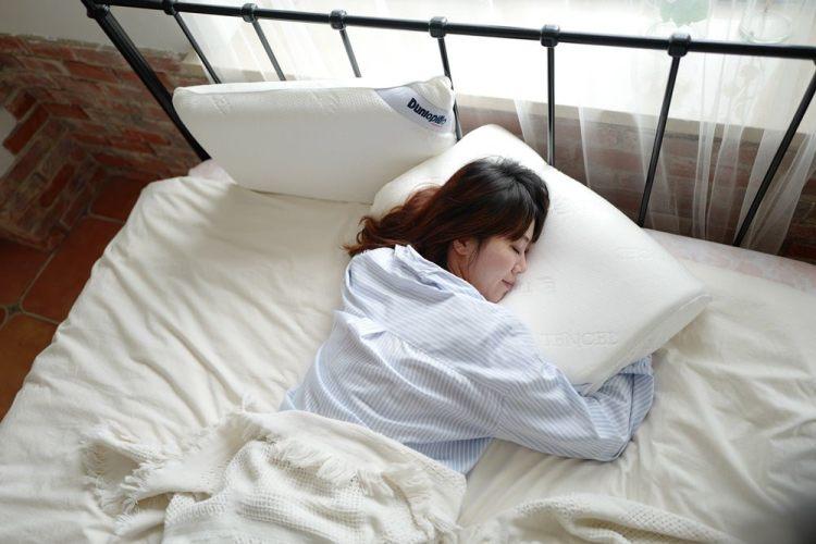 ▌團購▌ 會呼吸的枕頭【英國百年品牌Dunlopillo防蟎透氣頂級乳膠枕】
