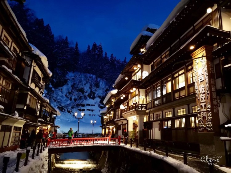 ▌東北。山形▌來去銀山溫泉住一晚! 能登屋旅館 x銀山溫泉散策。尋找神隱少女的湯屋