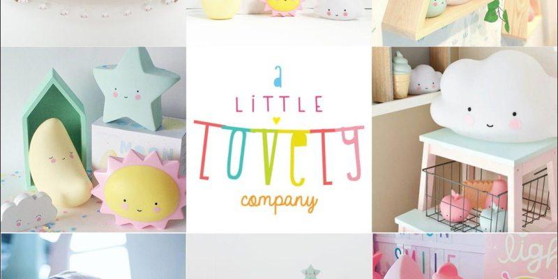 ▌團購▌每款都想收藏【荷蘭A Little Lovely Company】可愛療癒小夜燈