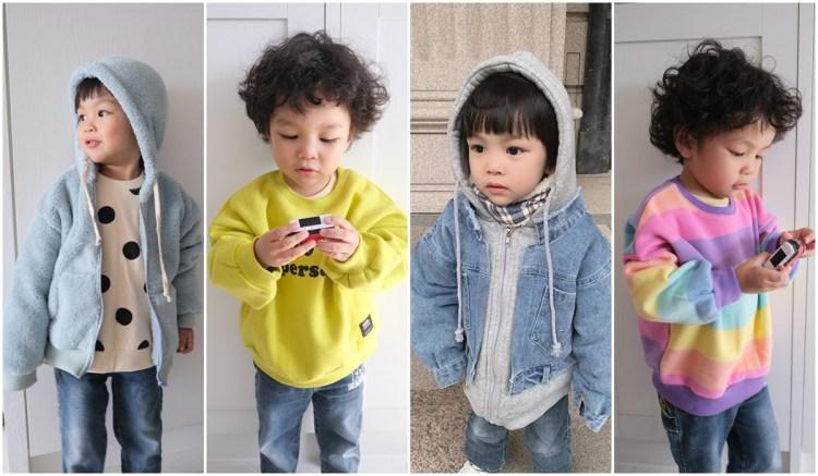 ▌韓國連線▌100%韓國製。超繽紛可愛童裝