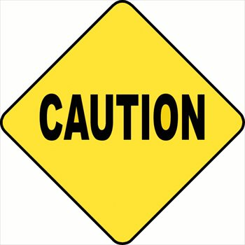 Image result for Warning clipart