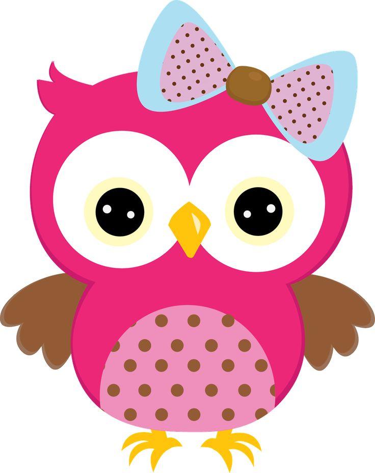 Owl Cute Clipart