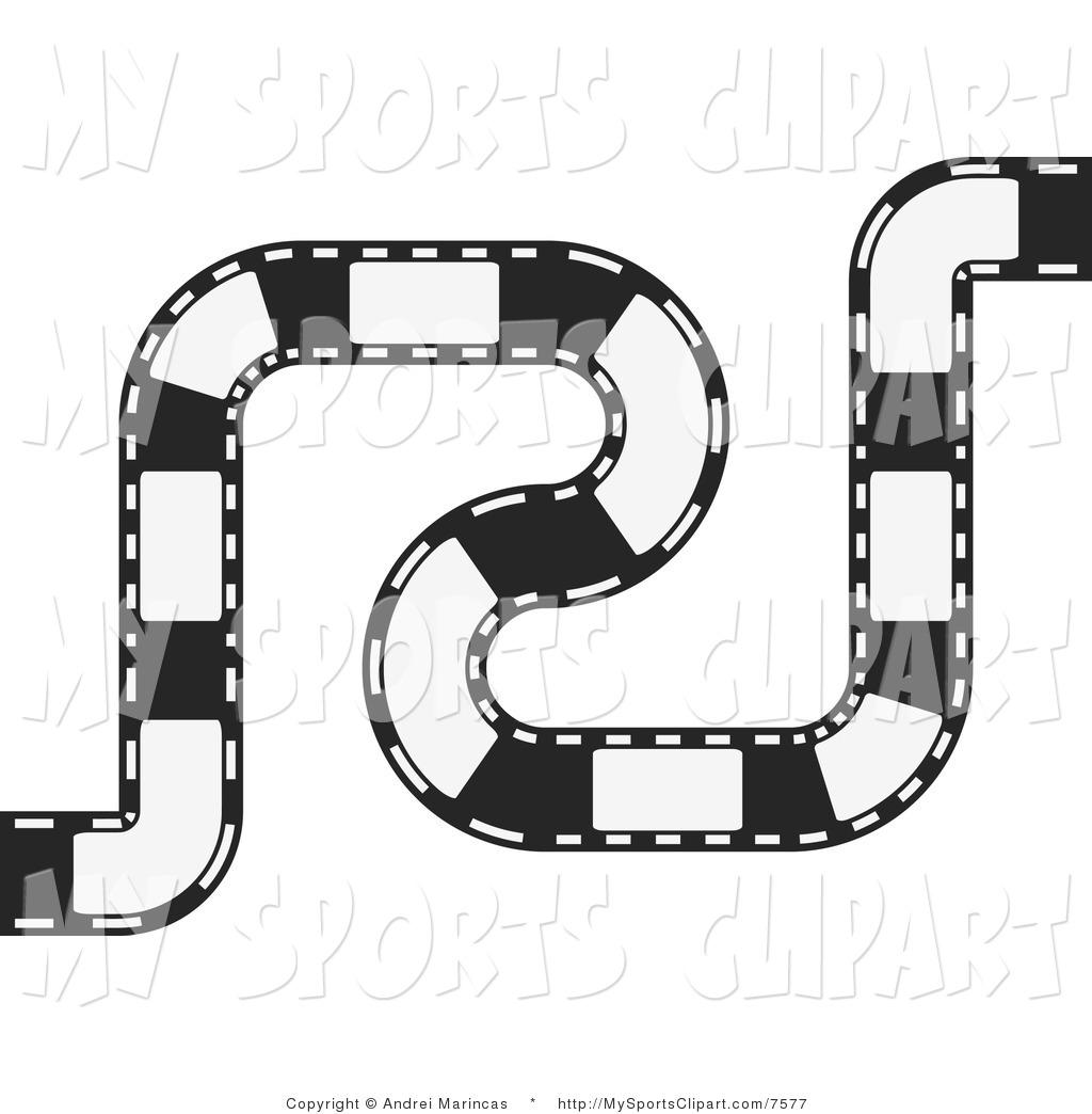 Race Track Clip Art Amp Look At Clip Art Images