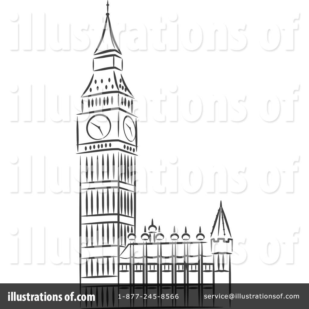 Big Ben Clip Art Amp Look At Clip Art Images