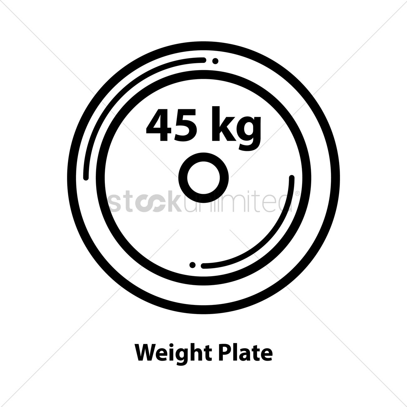Weight Plates Clipart Amp Look At Clip Art Images
