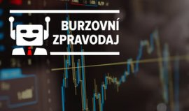 The Prague Stock Exchange rose for the seventh day in a row.  Banking companies did well