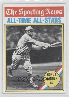 1976 Topps #344 - Honus Wagner ATG - Courtesy of COMC.com
