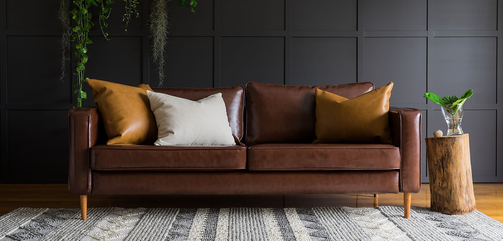 leather sofa covers leather couch
