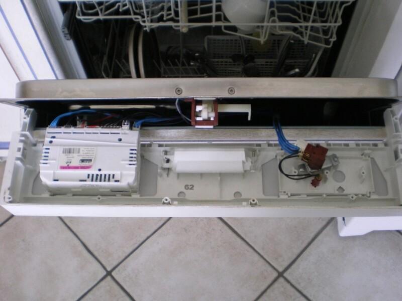 reparer lave vaisselle qui ne seche plus