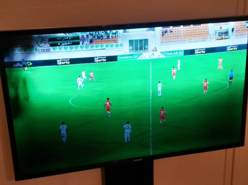 Cran TV Samsung UA40F6400 Smart 3D LED Partiellement Noir