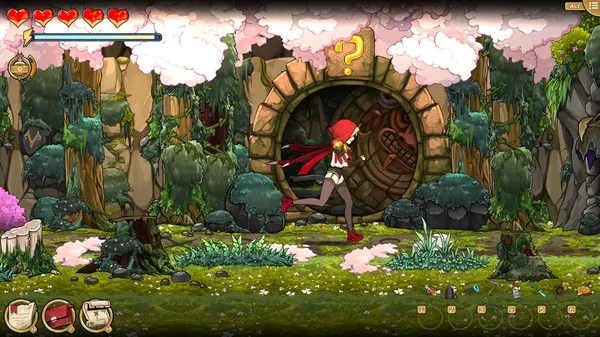 Scarlet Hood and the Wicked Wood (2021) PC Full Español
