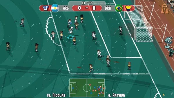 Pixel Cup Soccer - Ultimate Edition (2021) PC Game Español