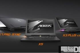 AORUS發表15、17吋NVIDIA G-SYNC電競筆電