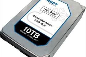 HGST 推出全球首款 10TB 企業級硬碟