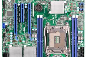 永擎電子 ASRock Rack 新推出高效能 MicroATX 伺服器主板
