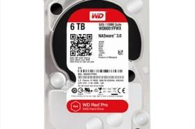 WD Red™ Pro 6 TB容量硬碟正式上市