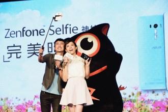 ASUS ZenFone新機上市 神拍機Selfie / 準焦王Laser / 晶鑽版Deluxe